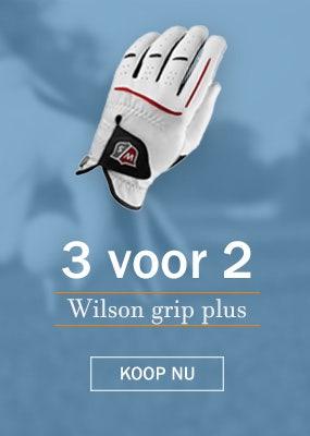 Wilson Grip Plus - 3 voor 2